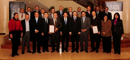 All Egypt Plants achieve ISO 14001 & OHSAS 18001 certification